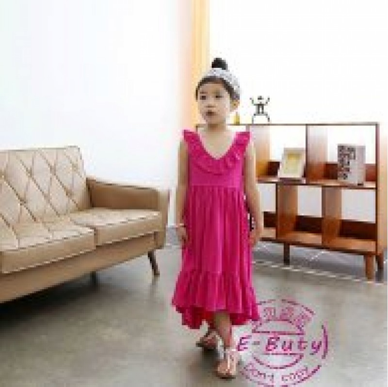 E-Buty 11 - Dress hot pink
