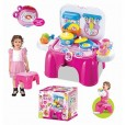 2 in 1 Kids Kitchen Set