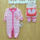 3 Piece Layette Set Fox