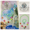 6 in 1 Frozen Accessories