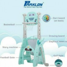 Multifunctional Basketball Stand Parklon 7 in 1