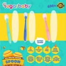 Sugar Baby Healthy Silicone Spoon With Cover