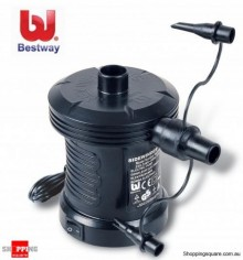 Bestway Sidewinder Electric Inflatable/Deflatable Air Pump AC