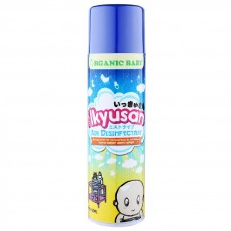 Ikyusan Organic Baby Air Disinfectant 300ml