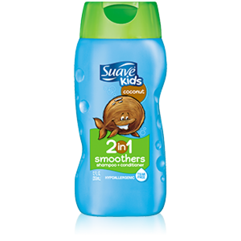 Suave Kids 2in1 Shampoo + Conditioner Coconut