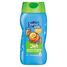 Suave Kids 2in1 Shampoo + Conditioner Peach