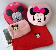 Bantal Selimut Mickey Minnie