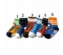 Kids Basic - Boy Lace Socks