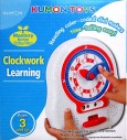 Kumon Toys Clockwork Learning (Ages 3 and Up)