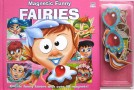 Magnetic Funny Fairies Book - Create Funny Faces with Over 40 Magnets!