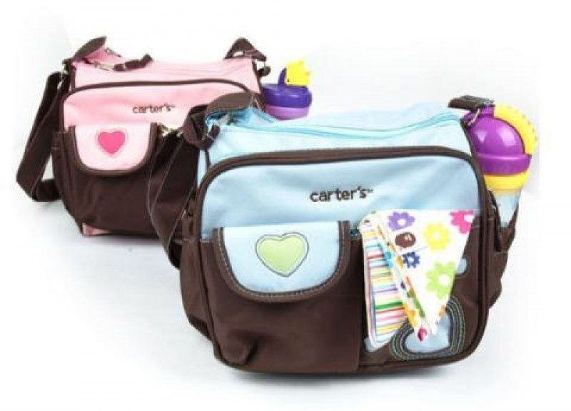 Carter Diaper Bag Mini Love