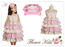 Dress Flower Kids - A
