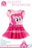 GW 158 Casual Dress - Little Pony Pinkie Pie (A)