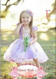 Dress Flower Kids 17 - E (Sofia)