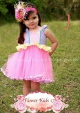 Dress Flower Kids 17 - J