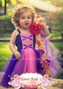 Dress Flower Kids 17 - K
