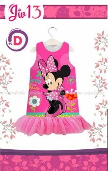 Dress JW 13 Mickey Mouse - D