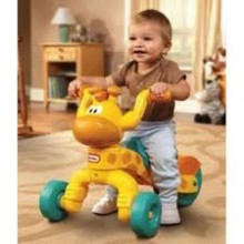 Little Tikes Go and Grow Rollin Giraffe
