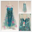 Samgami New - Dress Elsa Flower