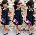 HI-MM Dress Elegant Black