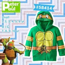 Jaket Peter & Paul - Turtle 58414
