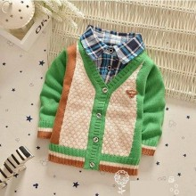 Dudufei Sweater - Green
