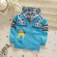Dudufei Sweater - MInion Blue