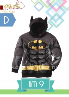 Jaket HM 9 - D (Batman)