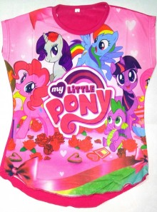 Tee - My Little Pony Hot Pink