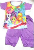 Setelan - My Little Pony Purple