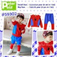 Setelan Peter & Paul - Spiderman 59302