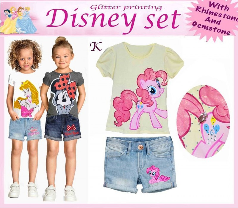 Disney Set - Pinkie Pie