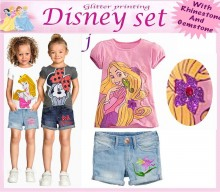 Disney Set - Rapunzel