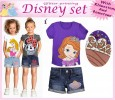 Disney Set - Sofia
