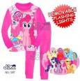 Piyama J2 - My Little Pony Hot Pink Removable Flashing Lights 1097