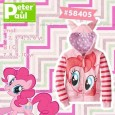Jaket Peter & Paul - Pinkie Pie 58302