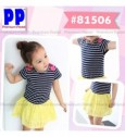 Dress Premium Pastel - Girl Salur 81506