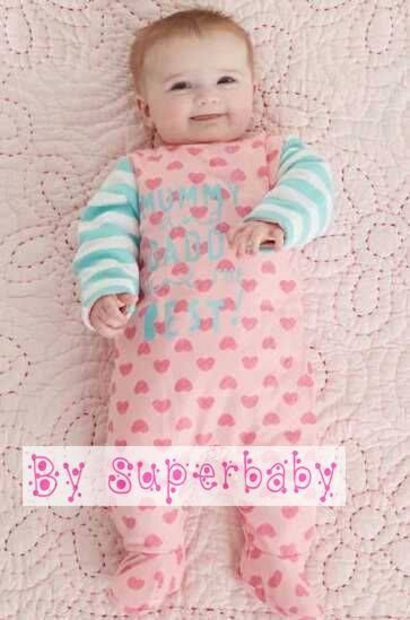Jumper Tutup Kaki Next By Superbaby - Mummy and Daddy  (M9989)