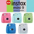 INSTAX MINI 9 by FUJI FILM