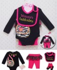 4in1 Nuby Girl Set Mommy's Fashionista