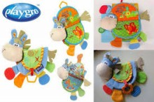 Soft Book Teether Playgro
