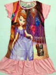 Daster Disney - Sofia Purple