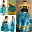Dress Anna - Frozen Fever