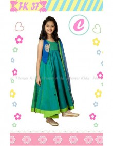 Fashion Gamis FK 37 Kids - C