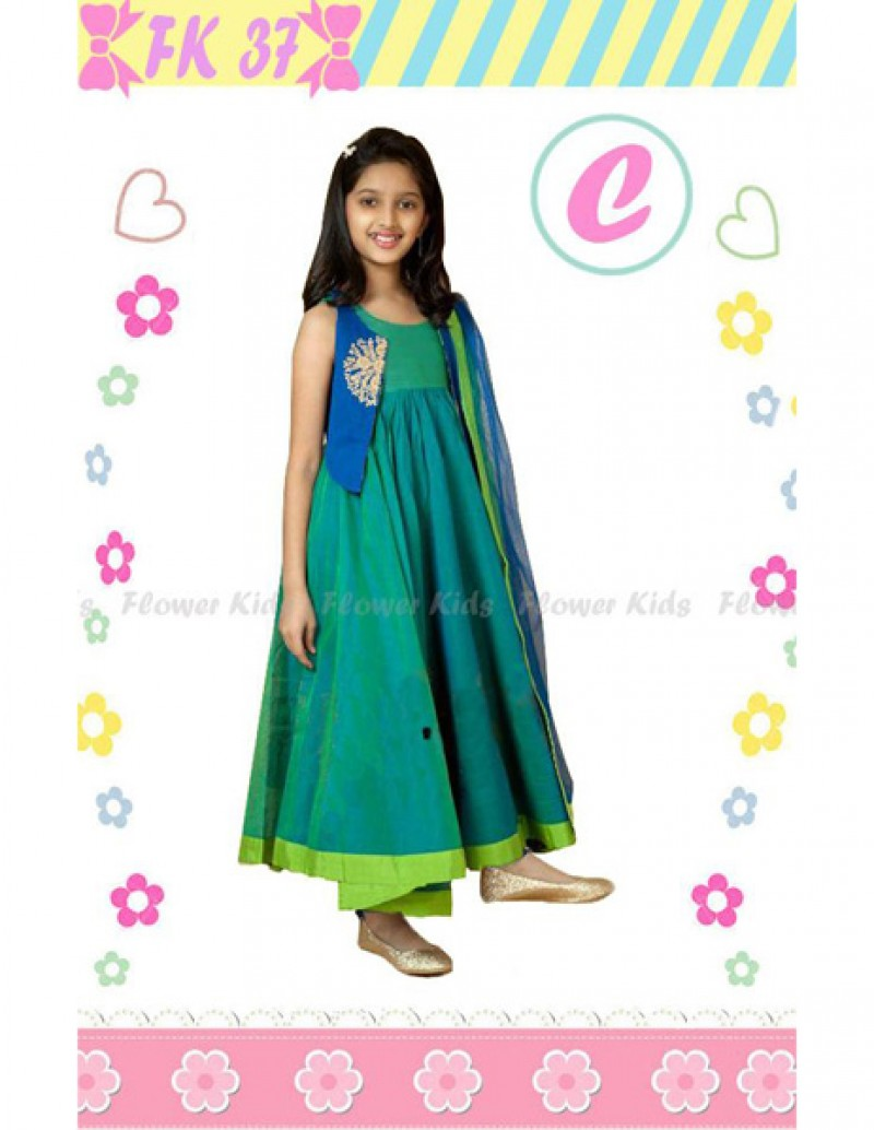 Fashion Gamis FK 37 Teen - C