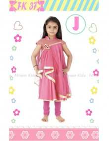 Fashion Gamis FK 37 Teen - J