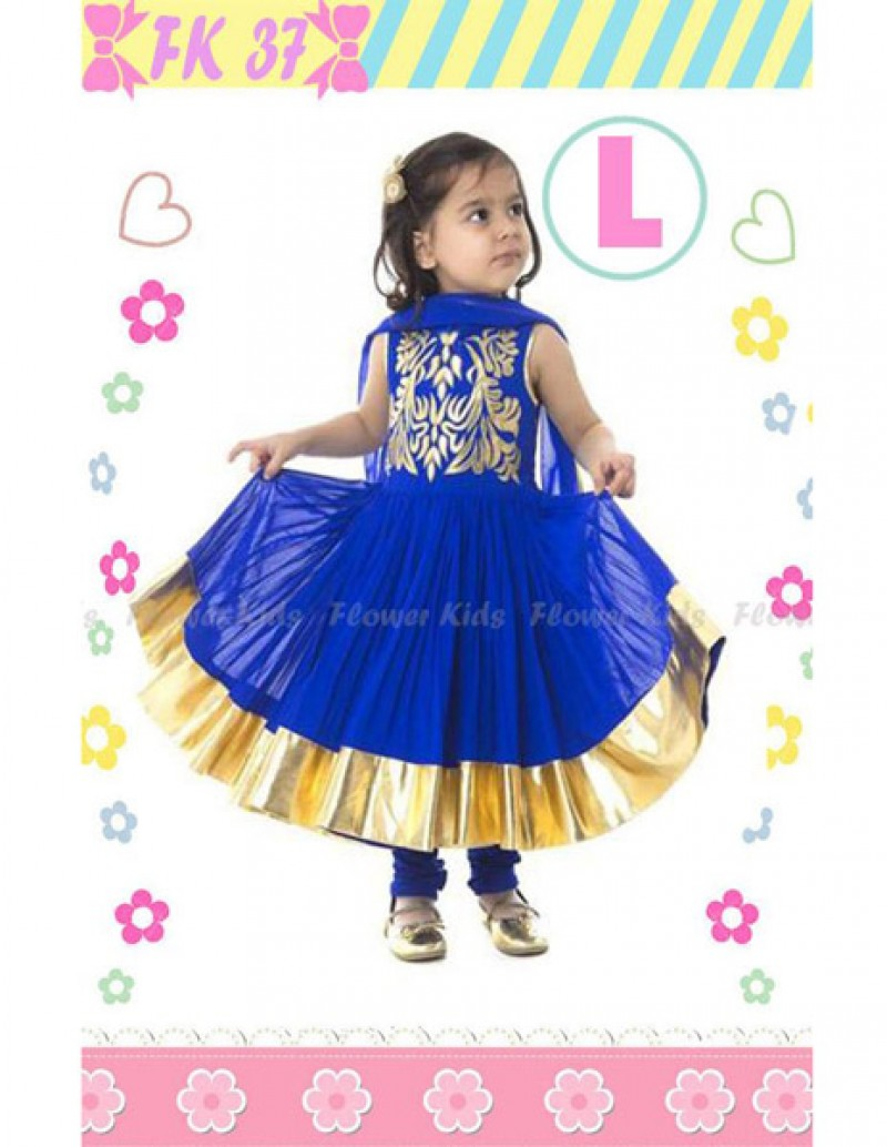 Fashion Gamis FK 37 Kids - L