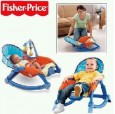 Fisher Price Newborn-to-Toddler Portable Rocker