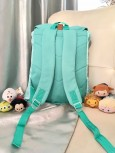 backpack tsum-tsum green tosca