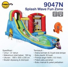 Splash Wave Fun Zone Happy Hop 9047N